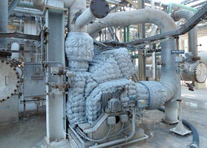Thermal insulation mattresses