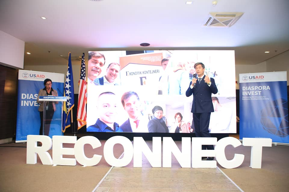 Reconnect 2019 Sarajevo