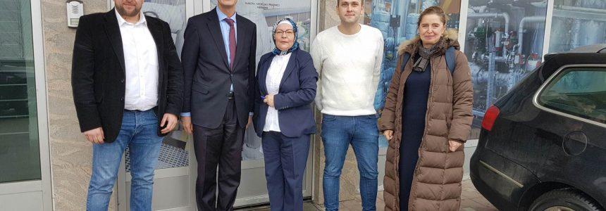 Posjeta ambasadora Kraljevine Nizozemske u Bosni i Hercegovini