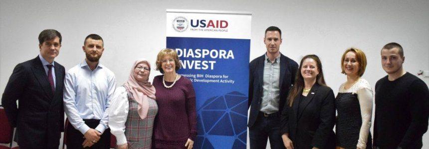 Sastanak sa visokom delegacijom USAID-a predvođenom sa zamjenicom glavnog administratora USAID-a Bonnie Glick i ambasadorom SAD-a u BIH Eric Nelson